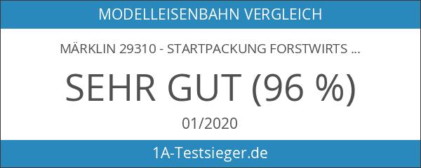 Märklin 29310 - Startpackung Forstwirtschaft