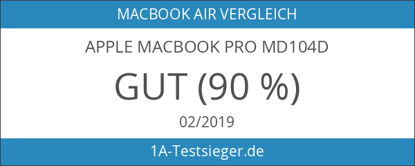 Apple MacBook Pro MD104D