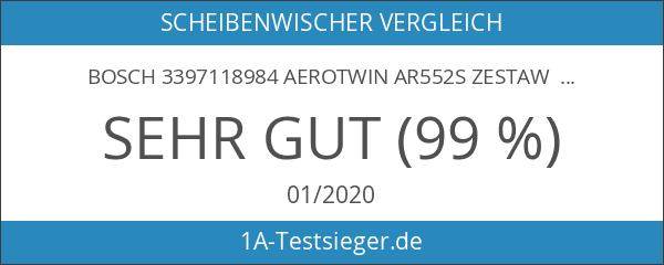 Bosch 3397118984 Aerotwin AR552S zestaw do wymiany piór wycieraczek