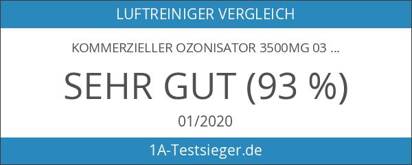 Kommerzieller Ozonisator 3500mg 03
