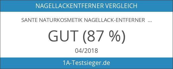 Sante Naturkosmetik Nagellack-Entferner mit Bio-Alkohol 100ml