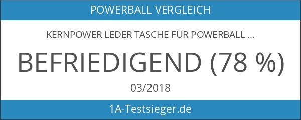Kernpower Leder Tasche Für Powerball
