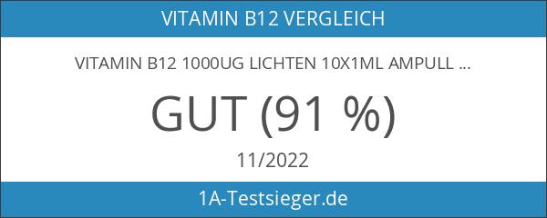 VITAMIN B12 1000UG LICHTEN 10X1ml Ampullen PZN:6174296
