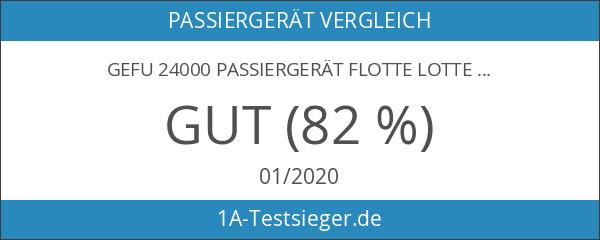 Gefu 24000 Passiergerät Flotte Lotte