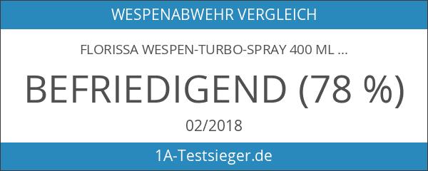 Florissa Wespen-Turbo-Spray 400 ml