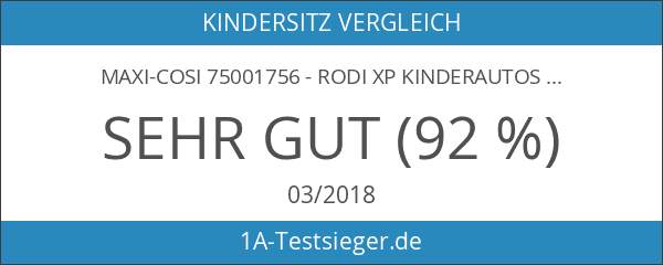 Maxi-Cosi 75001756 - Rodi XP Kinderautositz Gruppe 2
