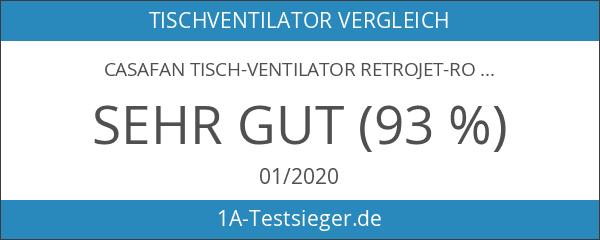CasaFan Tisch-Ventilator RetroJet-RO