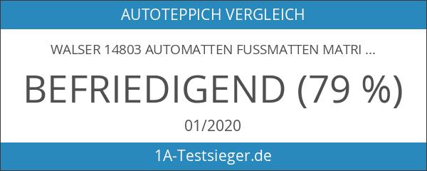 Walser 14803 Automatten Fussmatten Matrix 4-teilig