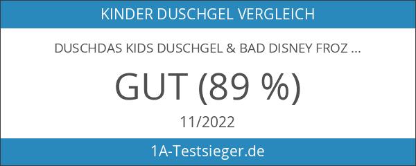 Duschdas Kids Duschgel & Bad Disney Frozen Pumpspender