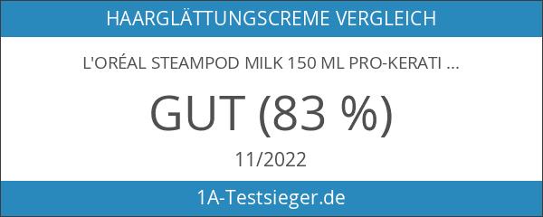 L'Oréal Steampod Milk 150 ml Pro-Keratin-Haar-150ML FINE