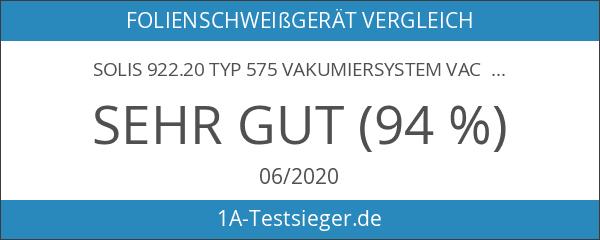 Solis 922.20 Typ 575 Vakumiersystem Vac Prestige
