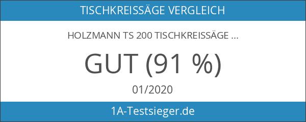 Holzmann TS 200 Tischkreissäge