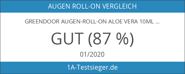 Greendoor Augen-Roll-On Aloe Vera 10ml