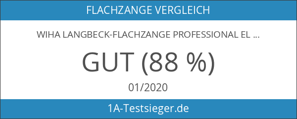 Langbeck-Flachzange Professional electric.Z 07 0 160 06 Flachzange