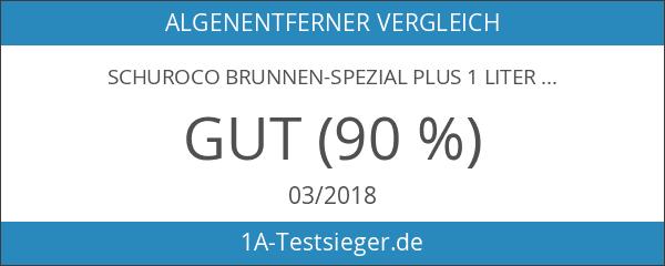 Schuroco Brunnen-spezial Plus 1 Liter